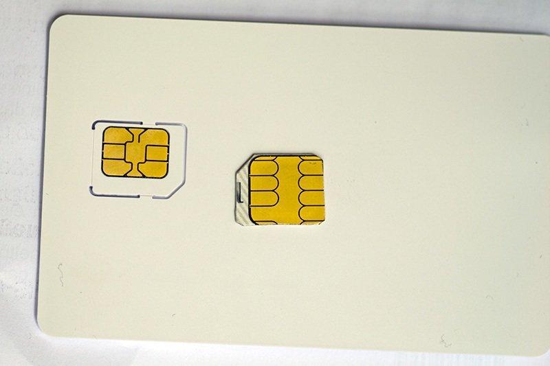 Nano Karte Zuschneiden.Micro Sim Zuschneiden Für Ipad Und Iphone Schere Statt Stanze