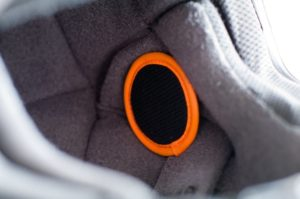 iBike Rider - Kopfhörer im Helm