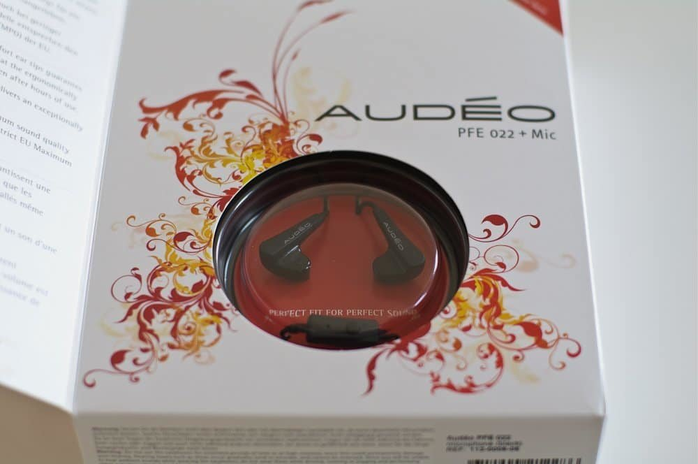Audeo Perfect Bass Verpackung