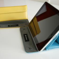 Test: SwitchEasy TRIG, 2-1-iPad-Tasche mit Aufsteller