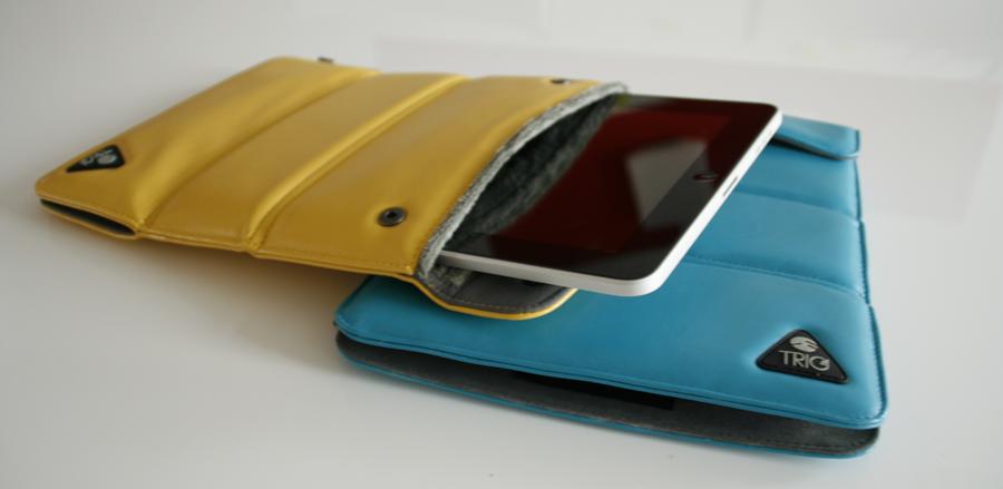 SwitchEasy TRIG als Tasche fürs iPad