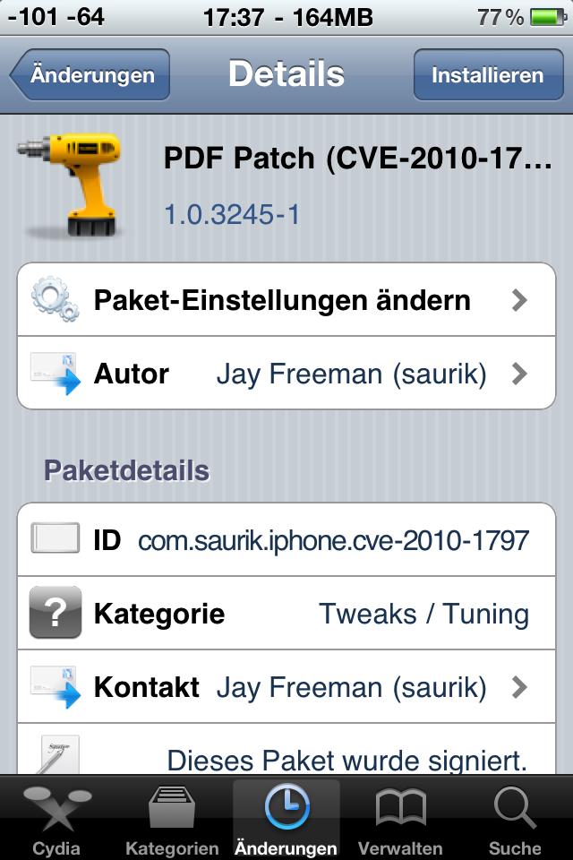 PDF Patch