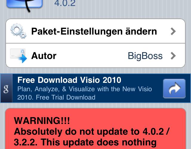 Firmware 4.0.2 App