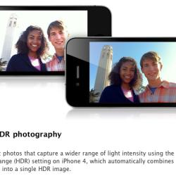 iOS 4.1 behebt Geschwindigkeitsprobleme und bringt HDR-Fotos