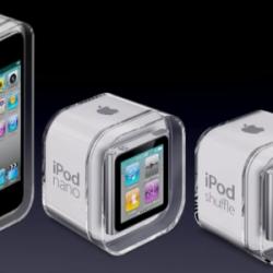 Die neuen iPods: Shuffle, Nano, Touch