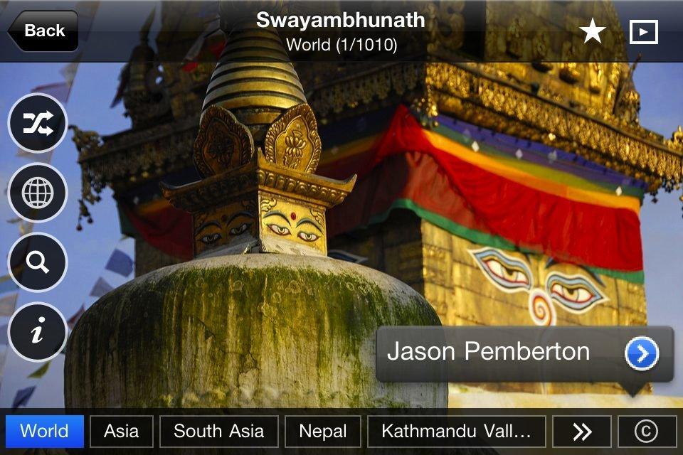 Fotopedia Heritage 2.0: Unesco-Weltkulturerbe, retinatauglich