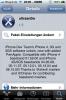 Unlock von iPhone 3G(s