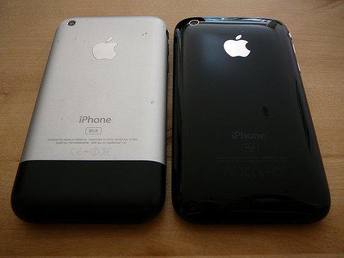 IPhone und iPhone 3G