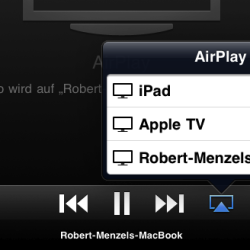 AirPlayer: AirPlay für den Mac