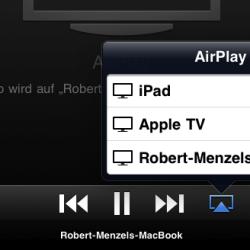 AirPlayer: AirPlay für den Mac