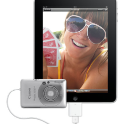 iOS 4.2 verhindert Fotoimport über Camera Connection Kit am iPad