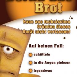 Bernd das Brot: Sprüche des Laibhaftigen für iPhone, iPod touch und iPad