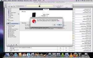 iTunes Fehler 1013