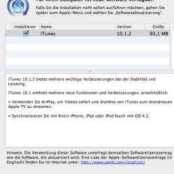 iTunes 10.1.2 veröffentlicht