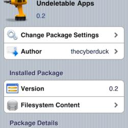 Undeletable Apps schützt iPhone-Apps vor versehentlichem Löschen
