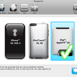 Anleitung: Apple TV 2 Jailbreak unter iOS 4.3 mit Pwnage