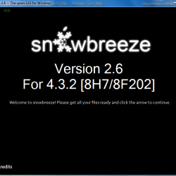 Anleitung: untethered Jailbreak unter iOS 4.3.2 mit Sn0wbreeze 2.6