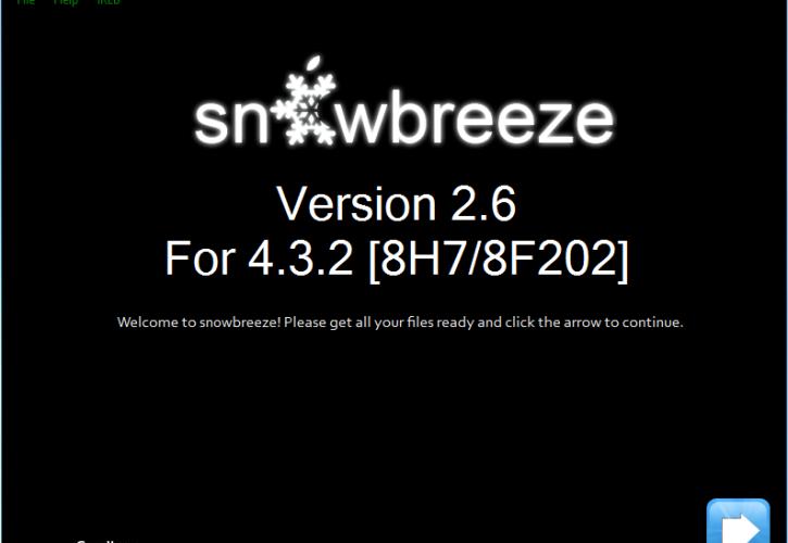 Sn0wbreeze 2.6