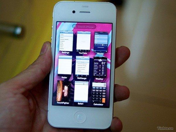 Prototyp iPhone 4