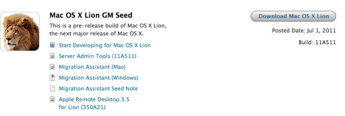 OS X 10.7