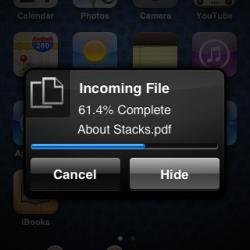 Bluetooth-Datentransfer: Celeste jetzt iOS 4.3 kompatibel
