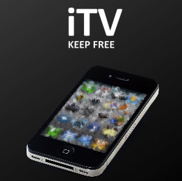 Live TV wird iTV Keep Free