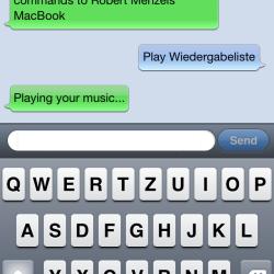 Vocal macht iPhone zum Diktiergerät und Fernbedienung für Mac über Siri
