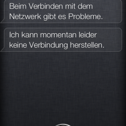 H1Siri: Siri Port auf iPhone 4