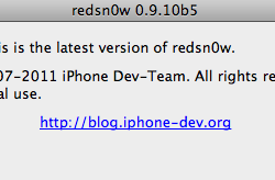 redsn0w 0.9.10b5 bringt iBooks-Fix