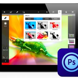 Photoshop Touch im App Store