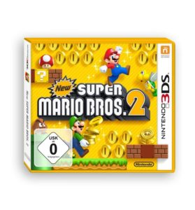 New Super Mario Bros. 2 Cover 3DS