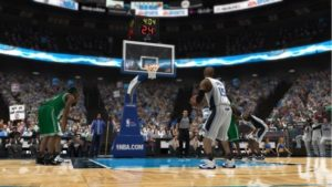 NBA Elite 11 - Screenshot