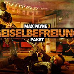"""Max Payne 3 """"Geiselbefreiung""""-Paket jetzt erhältlich"""