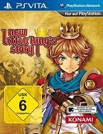 New Little King's Story_Cover