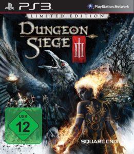 Dungeon Siege III: Packshot PS3