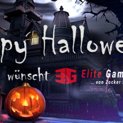 Elite Gamerz wünscht Happy Halloween!
