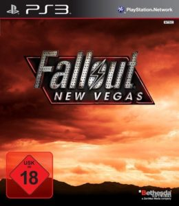 Fallout New Vegas PS3 Packshot