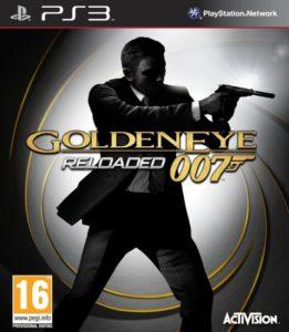 GoldenEye 007: Reloaded PS3 Packshot