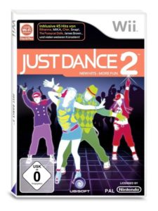 Just Dance 2 - Cover Wii