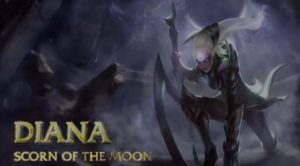 Champion Spotlight zu Diana, dem Hohn des Mondes