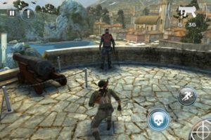 Silent Ops - Screenshot