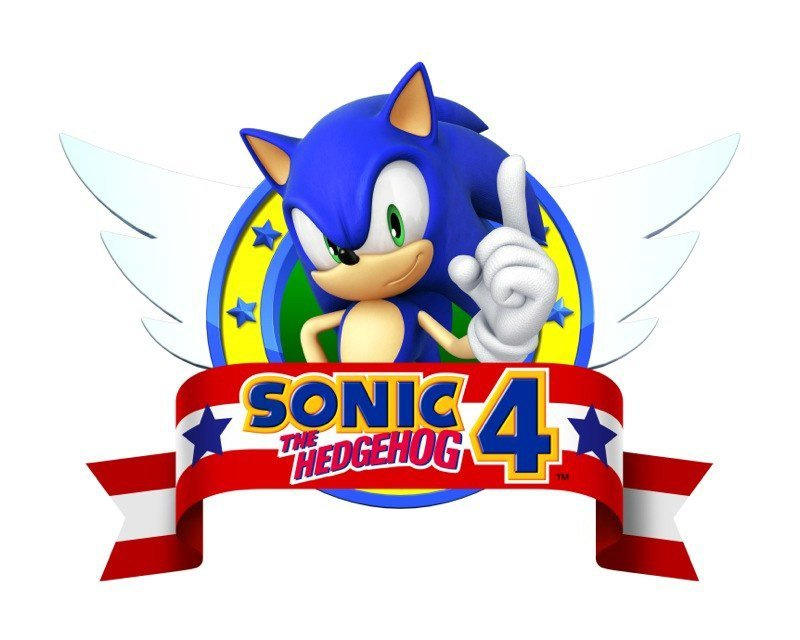 Sonic the Hedgehog 4 - Logo