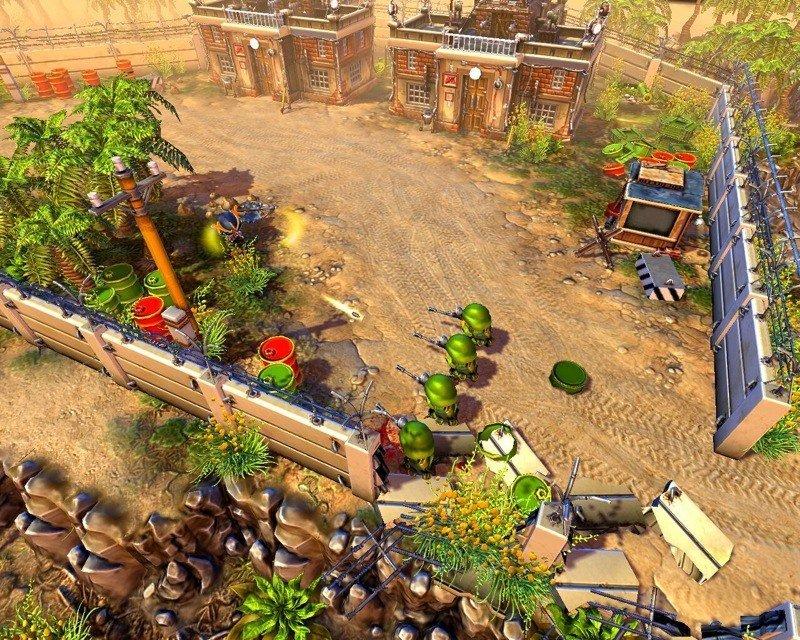 Cannon Fodder 3 - Screenshot