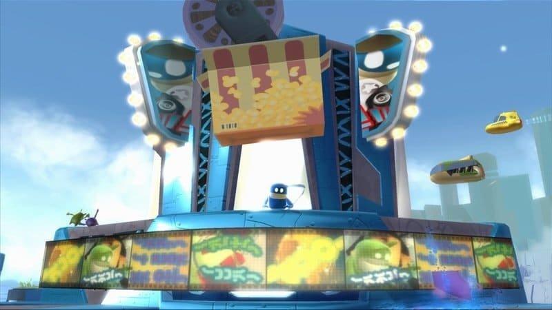 de Blob 2 - Screenshot