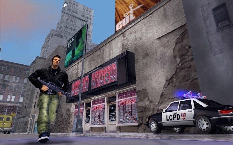 Grand Theft Auto 3 - Screenshot