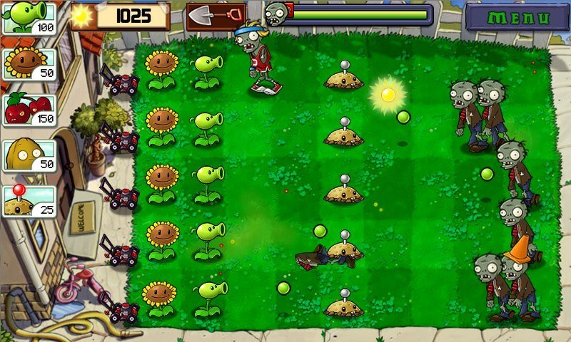 Pflanzen gegen Zombies gewinnt zwei Golden Joystick Awards