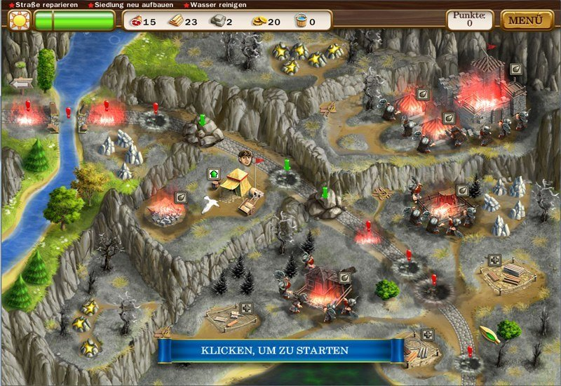 Test: Roads of Rome III – Zeitmanagement mit Kurzweil für Windows PC