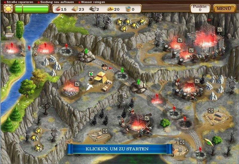 Test: Roads of Rome III – Zeitmanagement mit Kurzweil für Windows PC