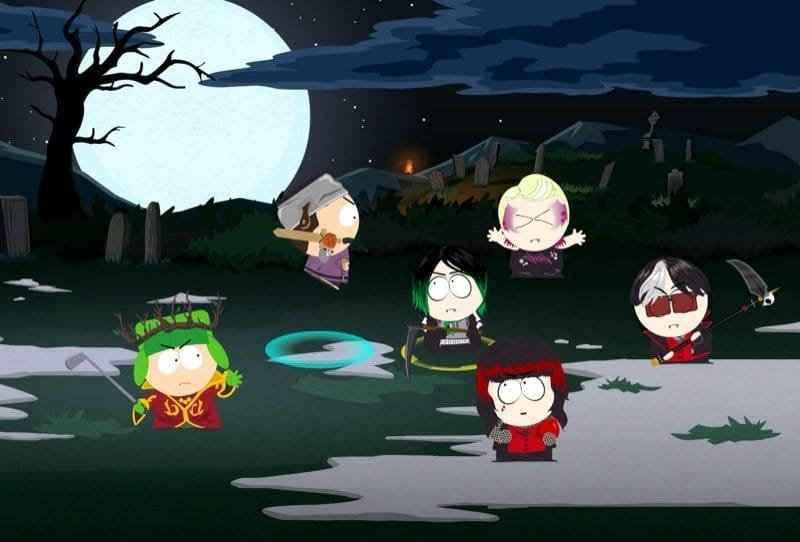 South Park: The Game