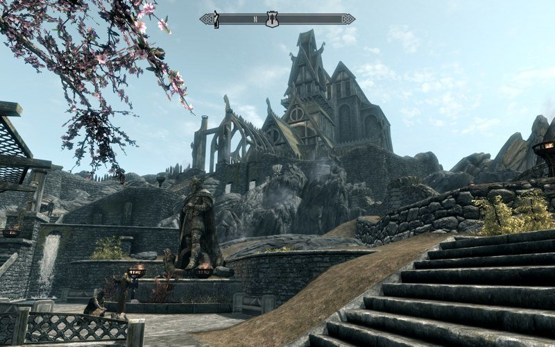 The Elder Scrolls V: Skyrim - Screenshot